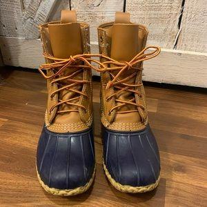 """8"""" L.L. Bean boots"""